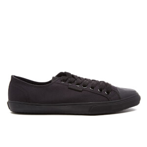 Superdry Men's Low Pro Sleek Mono Trainers - Carbon Black