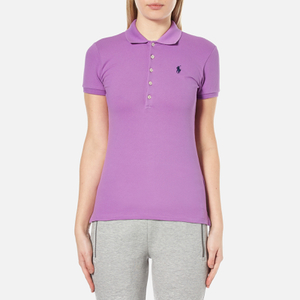 Polo Ralph Lauren Women's Julie Polo Shirt - Resort Purple