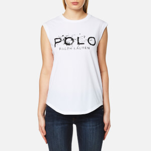 Polo Ralph Lauren Women's Polo Tank Top - White