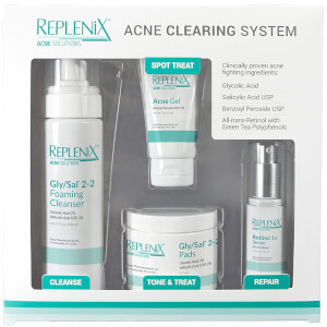 Topix Replenix Acne Solutions Acne Clearing System - Level 1