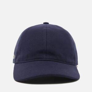 Lacoste Men's Side Logo Baseball Cap - Navy