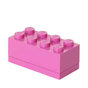 LEGO Mini Box 8 - Bright Purple