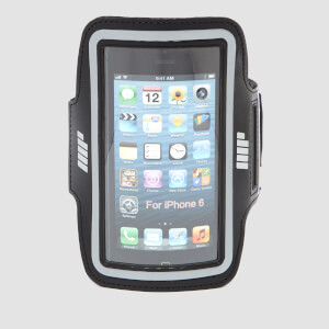 Myprotein Gym Phone Armband - Black