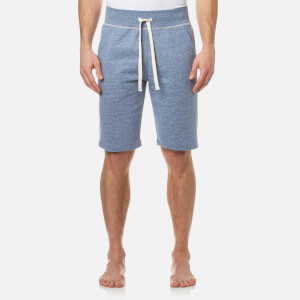 Polo Ralph Lauren Men's Sweat Shorts - Delta Blue Heather