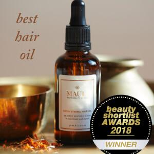 Mauli Grow Strong Hair Oil 30ml: Image 3