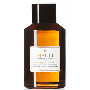Óleo de Corpo Surrender da Mauli 130 ml