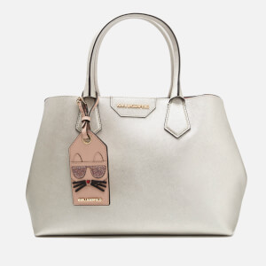 Karl Lagerfeld Women's K/Lady Shopper Bag - Champage