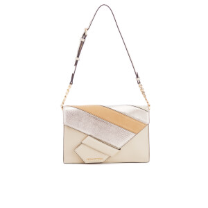 Karl Lagerfeld Women's K/Thunder Shoulder Bag - Travertine