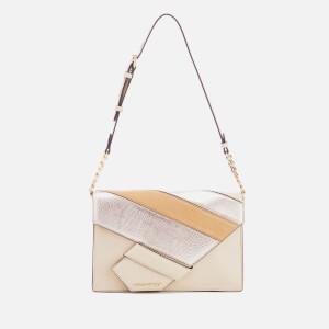 Karl Lagerfeld Women's K/Thunder Shoulder Bag - Travertine