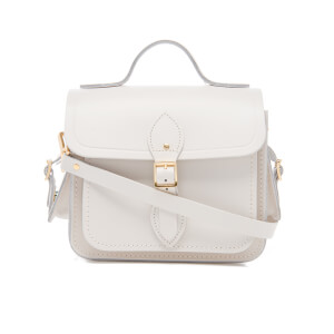 The Cambridge Satchel Company Women's Traveller Bag with Side Pockets - Clay