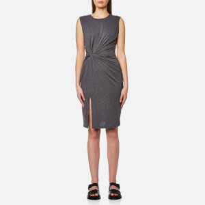 Paisie Women's Jersey Dress - Grey