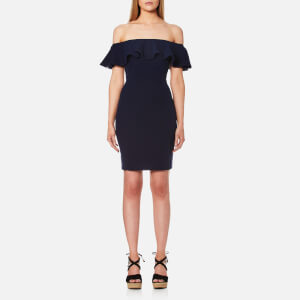 Guess Women's Body Con Dress - Cotton Fancy