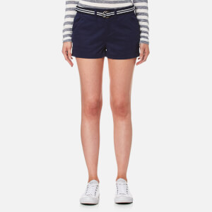 Superdry Women's International Hot Shorts - Navy