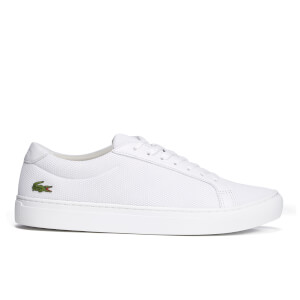Lacoste Men's L.12.12 BL 2 Court Trainers - White