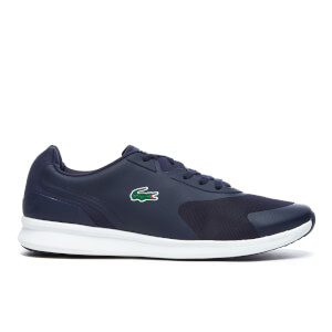 Lacoste Men's LTR.01 316 1 Tennis Trainers - Navy