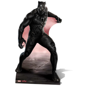 Marvel Captain America: Civil War Black Panther Kartonnen Figuur