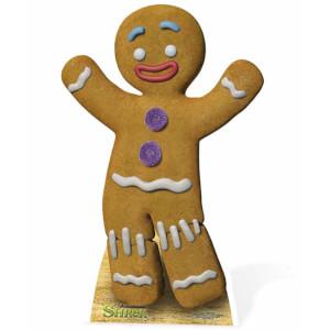 Silhouette Découpée en Carton Ti biscuit Shrek