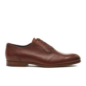 Ted Baker Men's Haiigh Leather Slimline Oxford Shoes - Tan