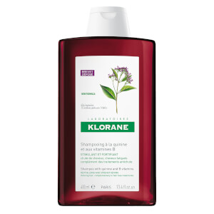 KLORANE Shampoo with Quinine and B Vitamins - 400ml