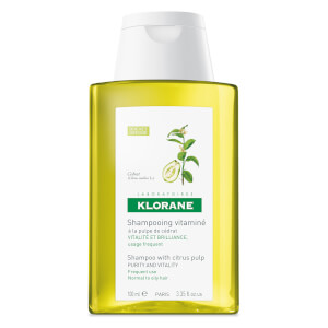 KLORANE Shampoo with Citrus Pulp - 100ml