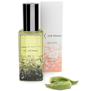 Red Flower Ambrette Organic Perfume 10ml