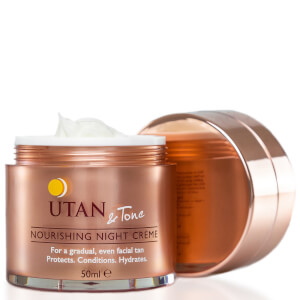 UTAN and Tone Nourishing Night Creme 50ml