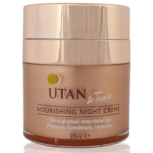 UTAN and Tone Nourishing Night Creme 50ml
