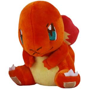 Pokemon Plush Backpack Charmander