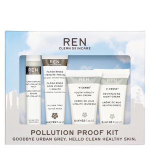 REN Pollution Proof Kit (Worth $47.00)