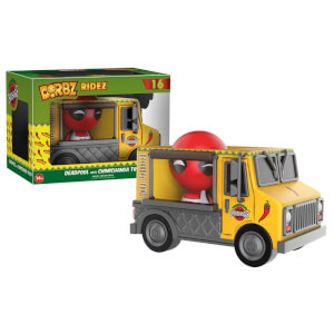 Deadpool Chimichanga Van Dorbz Ride