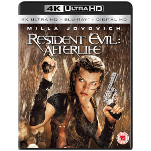 Resident Evil: Afterlife - 4K Ultra HD