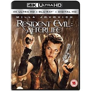 Resident Evil: Afterlife - 4K Ultra HD