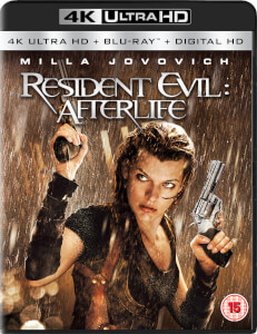 Resident Evil: Afterlife - 4K Ultra HD (Includes Ultraviolet Copy)