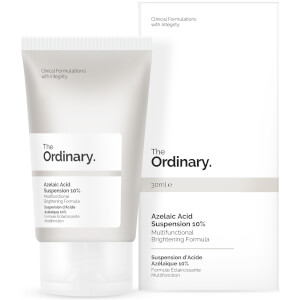 Suspension d'Acide Azélaïque 10 % The Ordinary 30 ml
