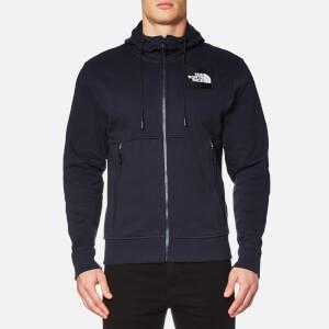 The North Face Men's Fine Full Zip Hoody - Urban Navy