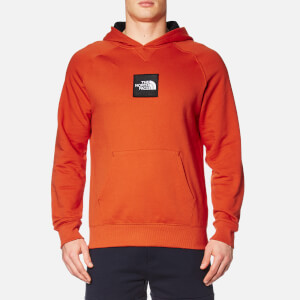 The North Face Men's Fine Hoody - Tibetan Orange