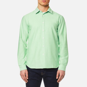 Edwin Men's Cadet Shirt - Mint