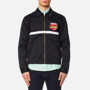 Edwin Men's Malibu Surftiger Jacket - Navy