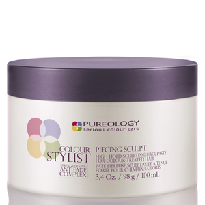 Pureology Colour Stylist Piecing Sculpt Fiber Paste 3.4oz