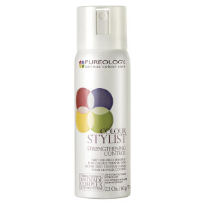 Pureology Colour Stylist Strengthening Control Hairspray 2.1oz