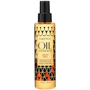 Matrix Oil Wonders Indian Amla Strengthening Oil 4.2oz