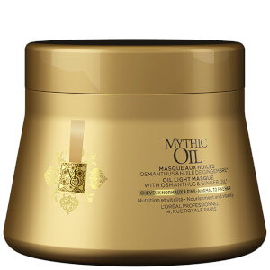 L'Oréal Professionnel Mythic Oil Light Masque 6.7 fl oz