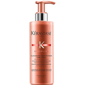 Kérastase Discipline Cleansing Conditioner Curl Idéal 13.5oz