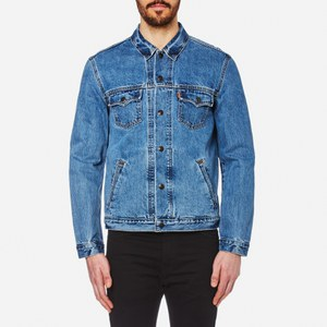 Levi's Orange Tab Men's Trucker Jacket - Garrett