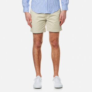 Polo Ralph Lauren Men's Garment Dyed Shorts - Classic Stone