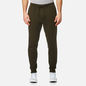 Polo Ralph Lauren Men's Double Knitted Tech Joggers - Company Olive