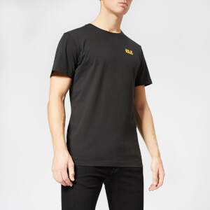 Jack Wolfskin Men's Essential Short Sleeve T-Shirt - Black