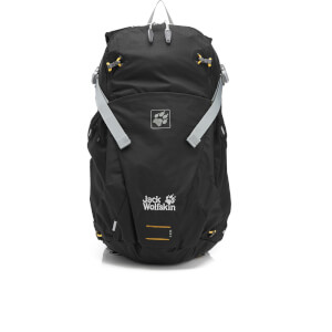 Jack Wolfskin Men's Moab Jam 18 Pack Backpack - Black