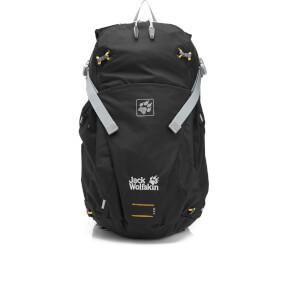Jack Wolfskin Men s Moab Jam 18 Backpack - Black 7adf63bc8f744