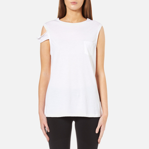 Helmut Lang Women's Strappy Tank Top - White